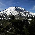 From Mount Fremont Lookout by Edward Hawkins II
