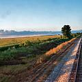 Train Through Illinois by Susan Wyman