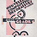 Front Cover Of Nouvelles Compositions Decoratives by Serge Gladky