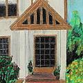 Front Door 1 by Jeanne Fischer