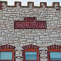 Front Of Calumet Hotel-1887  In Pipestone-minnesota by Ruth Hager