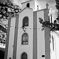 front of the church in Los Banquitos Tenerife Canary Islands Spain by Joe Fox