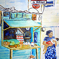 Front Street Shop by Patricia Beebe