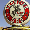 Frontier Gas Pump by Brian King