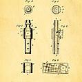 Frost Kazoo Patent Art 1883 by Ian Monk