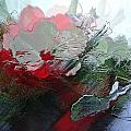 Frosted Hibiscus 2 by Patricia Keith