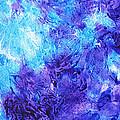 Frosted Window Abstract IIi by Irina Sztukowski