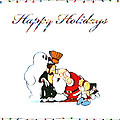 Frosty by Kristie  Bonnewell