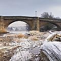 Frosty Tyne by David Head
