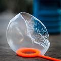 Frozen Bubble by Sean Wray