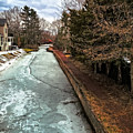Frozen Canal by Tom Gari Gallery-Three-Photography