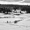 Frozen Creek by Eunice Gibb