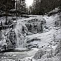 Frozen  Falls by Carol Erikson