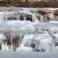 Frozen Falls by Jeffrey Kolker