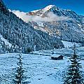 Frozen Field by Jim Southwell