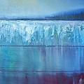 Frozen Lake by Vesna Antic