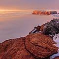Frozen Mesa by Chad Dutson