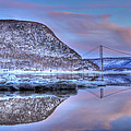 Frozen Mirror by Will Cook