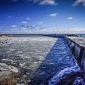 Frozen Passage 1 by Michael Horst