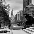 Frozen Philadelphia by Bill Cannon