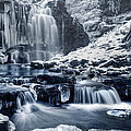 Frozen Scaleber Force Falls by Chris Frost