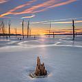Frozen Sunrise by Michael Ver Sprill