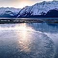 Frozen Sunset by Michele Cornelius