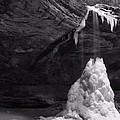 Frozen Waterfall by Dan Sproul