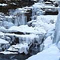 Frozen Waterfall by Marita McVeigh