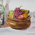 Fruit And Wine by Martin Howard