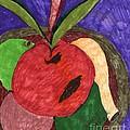 Fruit Basket by Elinor Rakowski