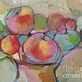 Fruit Bowl #5 by Michelle Abrams