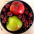 Fruit Bowl by Brenda Pressnall