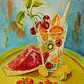 Fruit Coctail by Summer Celeste