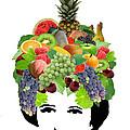 Fruit Lady by Jennifer Schwab