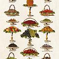 Fruit Lovers Panel 1888 by Daniel Hagerman