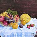 Fruit Of The Spirit by Chuck Adams