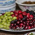 Fruit Plate by Stephen Brown