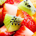 Fruit Salad Macro by Johan Swanepoel