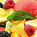 Fruit Salad by Munir Alawi