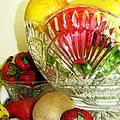 Fruit Still Life 3 by Margaret Newcomb
