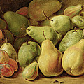 Fruit Still Life by Johann Friedrich August Tischbein
