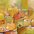 Fruit Still Life by Michelle Abrams