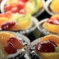 Fruit Tarts by Gerry Bates