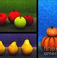 Fruit Trilogy by Jutta Maria Pusl