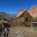 Fruita Horse Stable Capitol Reef National Park Utah by Jason O Watson