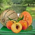Fruits-garden by Manfred Lutzius