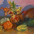 Fruits Of Fall by Karen Fess