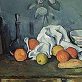 Fruits by Paul Cezanne