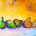 Fruity Pearfection by Kathryn G Roberts